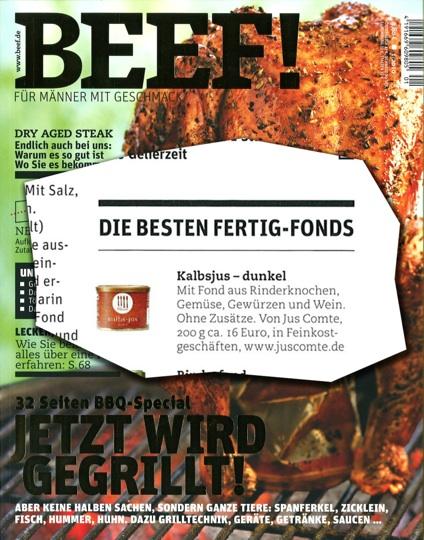 BEEF!, Mai 2010