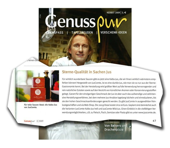 """Genuss pur"", September 2009"