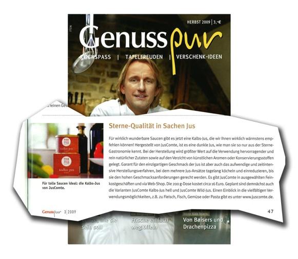 """Genuss pur"", September 2009"